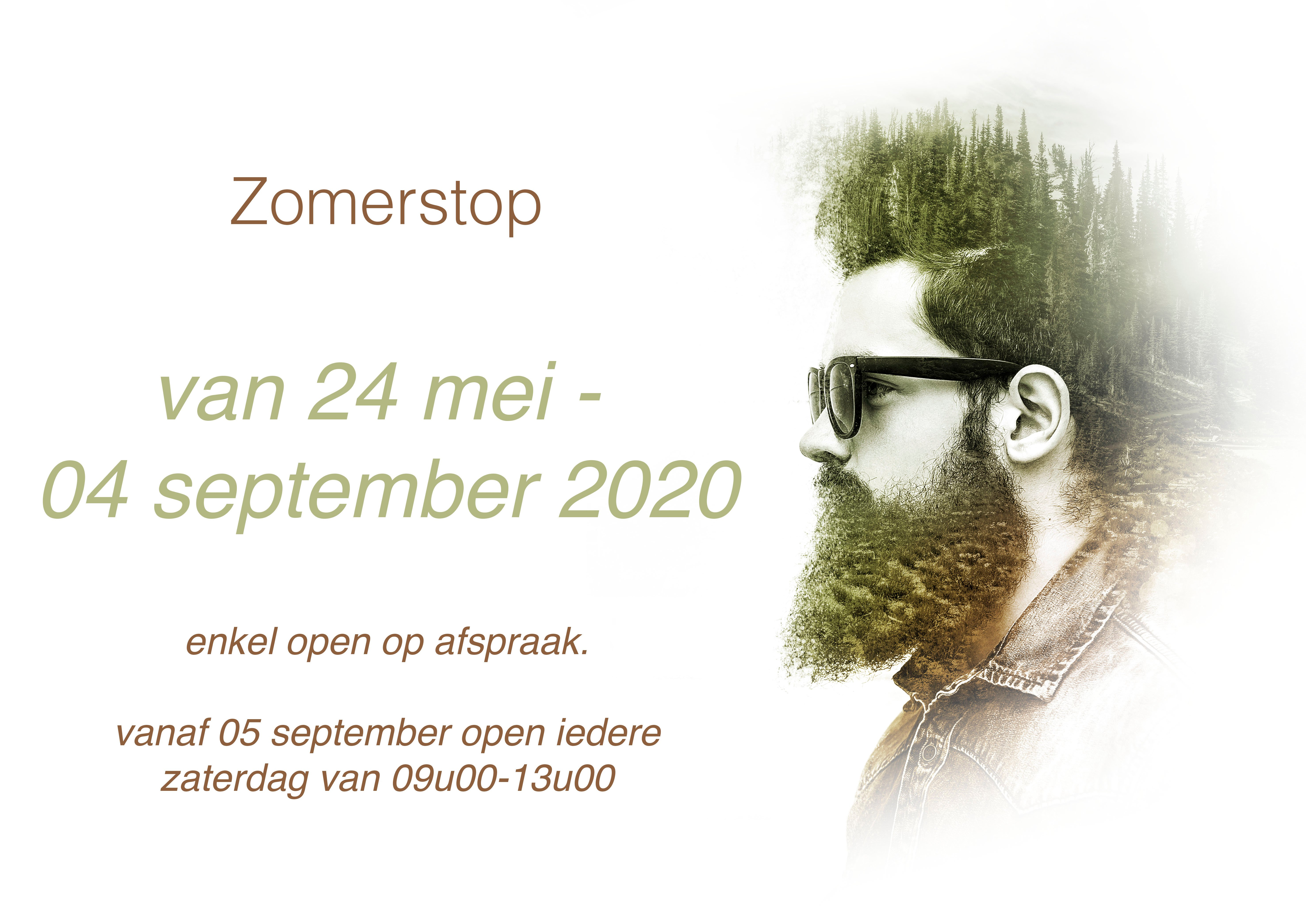 ZOMERSTOP 2020